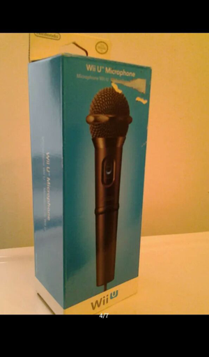 New Wii U NINTENDO microphone for Sale in Chester, PA