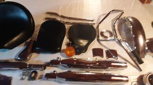 MOTORCYCLE PARTS FOR SALE!!! HARLEY DAVIDSON AND OTHERS!! FREE DELIVERY!! for Sale in Mitchell, IL