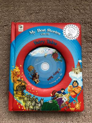 My Best Stories: Fairy Tales (with CD!) for Sale in Kennesaw, GA