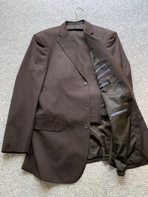 Men's Brown Suit for Sale in Alexandria, VA