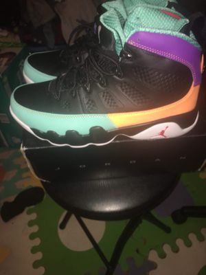 Air Jordan Retro 9 Dream it Do It Size 10 Brand New With Box 100% Authentic for Sale in Bronx, NY