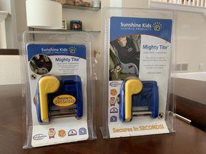 Mighty Tite Seat Belt Tightener Brand New! Still in original packaging. Half off retail! for Sale in Atlanta, GA