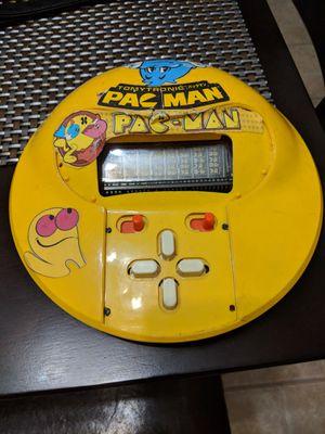 Antique Pacman handheld video game for Sale for sale  Union City, NJ