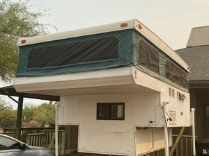 2000 Starcraft pop up truck camper may trade.fit's a full-size truck for Sale in Scottsdale, AZ