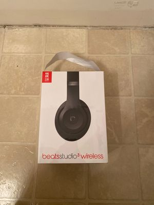 Beats studio 3 wireless for Sale in Corona, CA