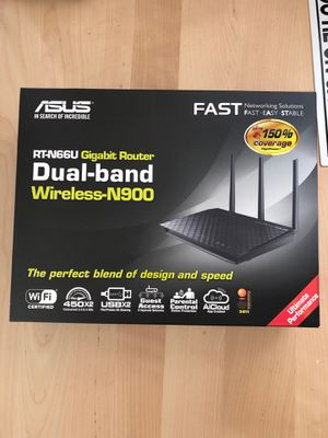 Asus router for Sale in San Diego, CA