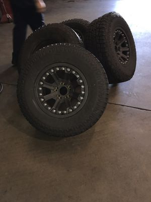 5 ProComp Tires and wheels for Jeep Wrangler JK for Sale in Alexandria, VA