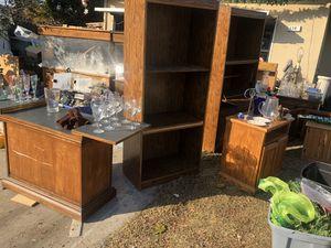 Many bookshelves for Sale in Fresno, CA