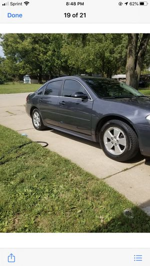 Chevy impala 2010 for Sale in Florissant, MO
