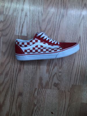Men's vans size 11.5 good Condition. for Sale in Modesto, CA