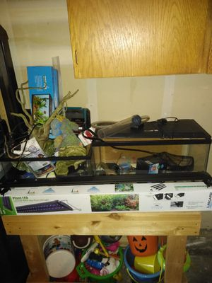 Fish tanks and misc. for Sale in Puyallup, WA
