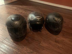 Motorcycle Helmets Harley Davidson for Sale in Katy, TX