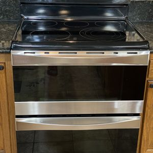 """Kenmore Elite 30"""" Convention Double Stainless Steel Glass top Oven for Sale in Stafford, VA"""