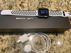 Apple Watch series 3 Nike+ 42mm GPS + Cellular unlocked for Sale in Redmond, WA