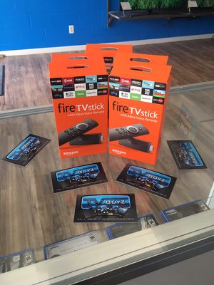 Fully Loaded Amazon Fire sticks!!! We have sold over 2,000 units!! for Sale in Fresno, CA