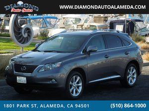 2012 Lexus RX for Sale in Alameda, CA