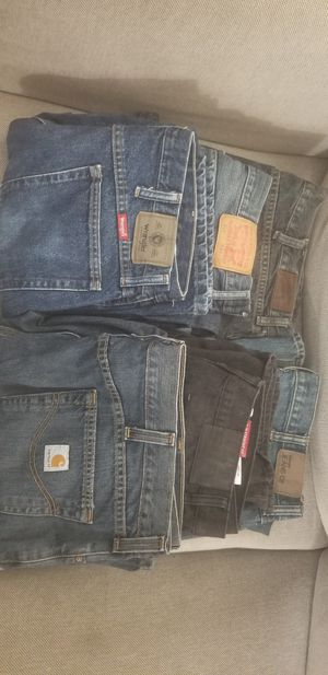 Mens jeans multiple sizes/brands for Sale in Lacey, WA