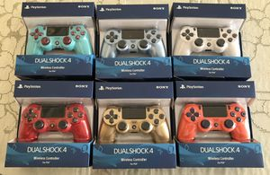 New PS4 Controller Dualshock 4 v2 for Sale in Dana Point, CA