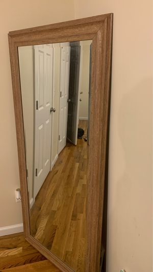 Full body 60 inch mirror for Sale in New Britain, CT