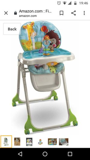 Highchair Fisher Price for Sale in South Riding, VA