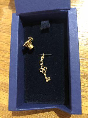 Swarovski 14K Gold Charms for Sale in University Place, WA