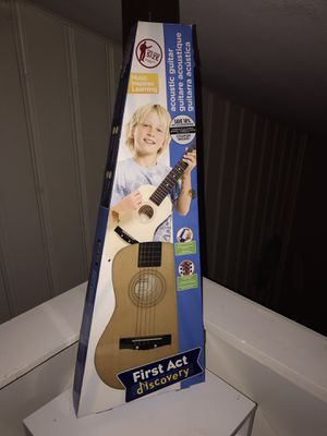 Childs first guitar for Sale in Arlington, TX
