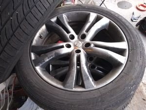 Nissan Murano 2010 tires and rim for Sale in Columbus, OH