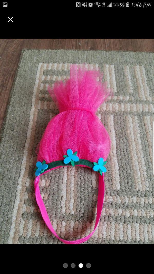 Poppy trolls dress/ costume
