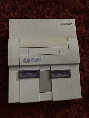 Super Nintendo for Sale in Homestead, FL