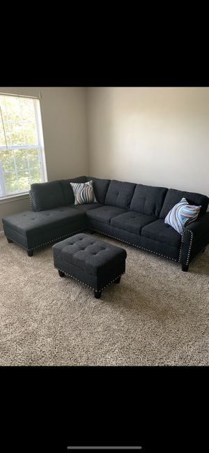 3 pcs sectional sofa for Sale in Warner Robins, GA