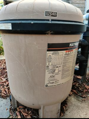 Hayward Pro-Grid D.E. Sand Filter for Sale in Irvine, CA