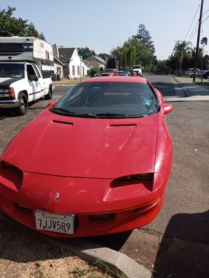 94 chevy Camaro run and drives just needs starter and windows driver side and passenger side for Sale in Stockton, CA