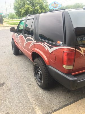 1996 Chevy blazer for Sale in Bowie, MD