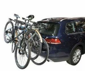 Saris Cycle Racks Bones EX 3 Bike Trunk Rack for Sale in Brooklyn, NY