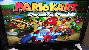 Nintendo GameCube MarioKart Double Dash Works Good I will trade for Super Smash Bros Switch Version only for Sale in San Diego, CA