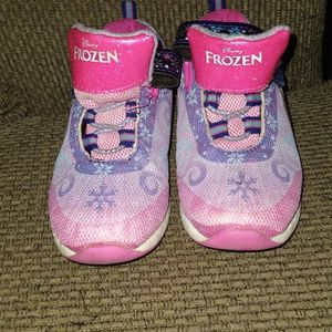 Frozen Girls Shoes Size 11 for Sale in Olivehurst, CA