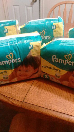 Pampers diapers for Sale in Holladay, UT