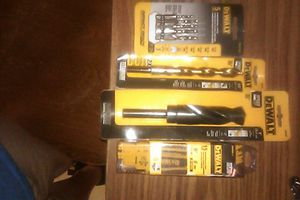 DeWalt bits and saw blades for Sale in Waveland, MS