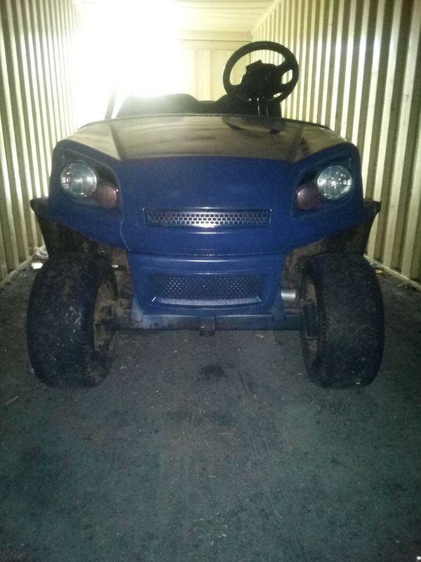 Golf cart for cash or trade