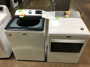 Maytag Electric Dryer and Washer Pair YCU for Sale in Orange, CA