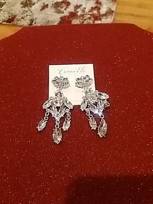 Diamond Chandelier earring for Sale in Alexandria, VA
