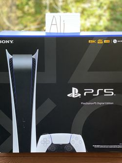 PlayStation 5 Digital Version Brand New PS5 for Sale in Springfield,  VA