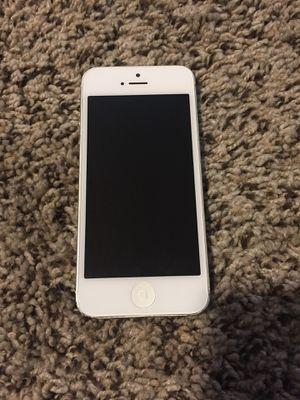 Verizon / Unlocked iPhone 5 32gb for Sale in Austin, TX