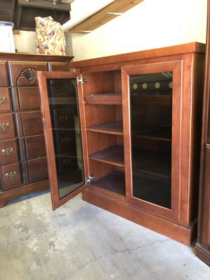 Custom compact entertainment center. for Sale in Winchester, CA