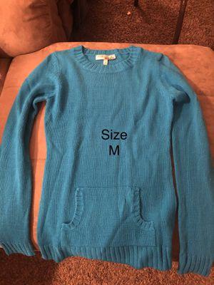 Girls Junior Blue Sweater for Sale in Modesto, CA