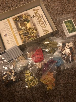 Agricola Revised Edition Board Game for Sale in Lafayette, IN