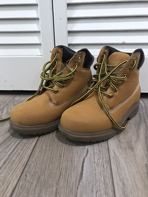 New work boots - size 11 kids for Sale in Milton, MA