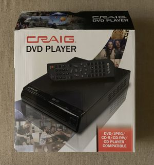 CRAIG DVD Player for Sale in Woodinville, WA