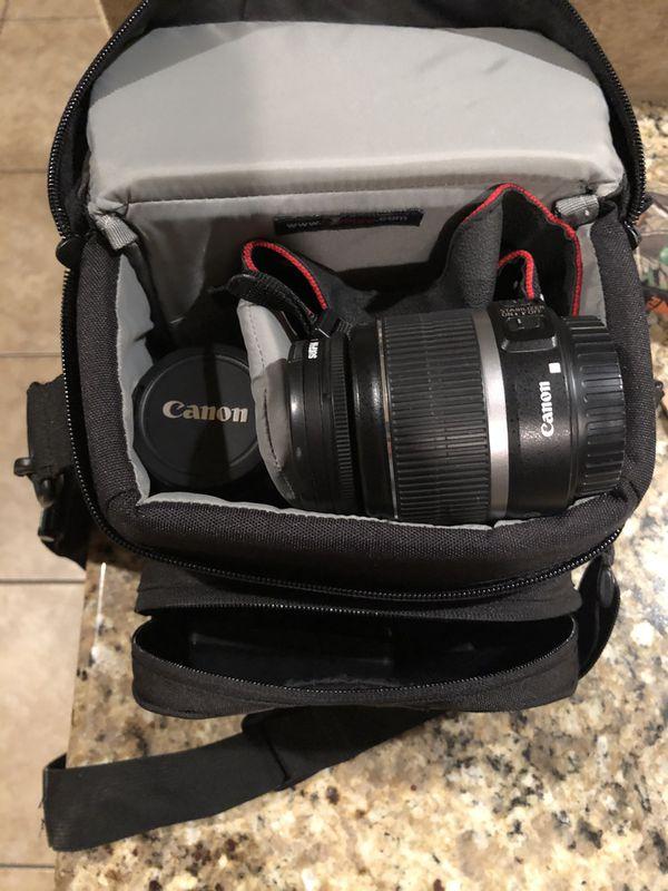 Canon EOS Rebel T1i DSLR Camera