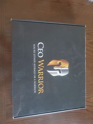 Ceo Warrior Book and Onlone Training Seminar for Sale in Conklin, NY